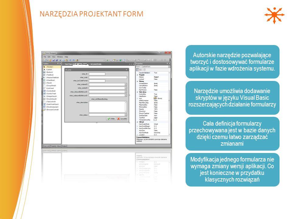 Narzędzia Projektant Form