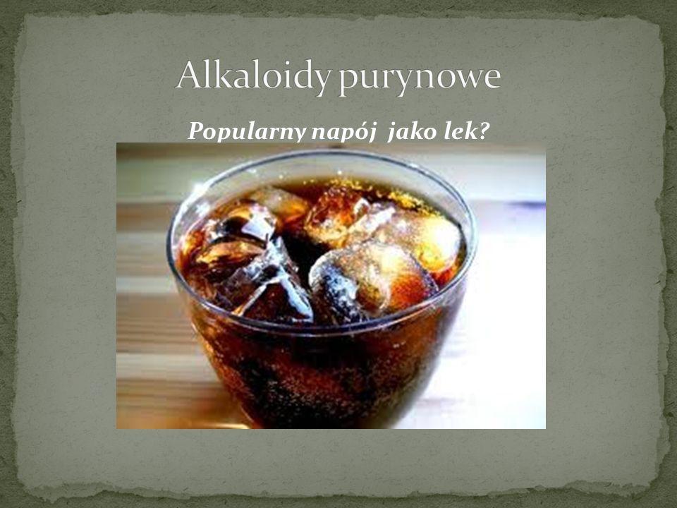 Popularny napój jako lek