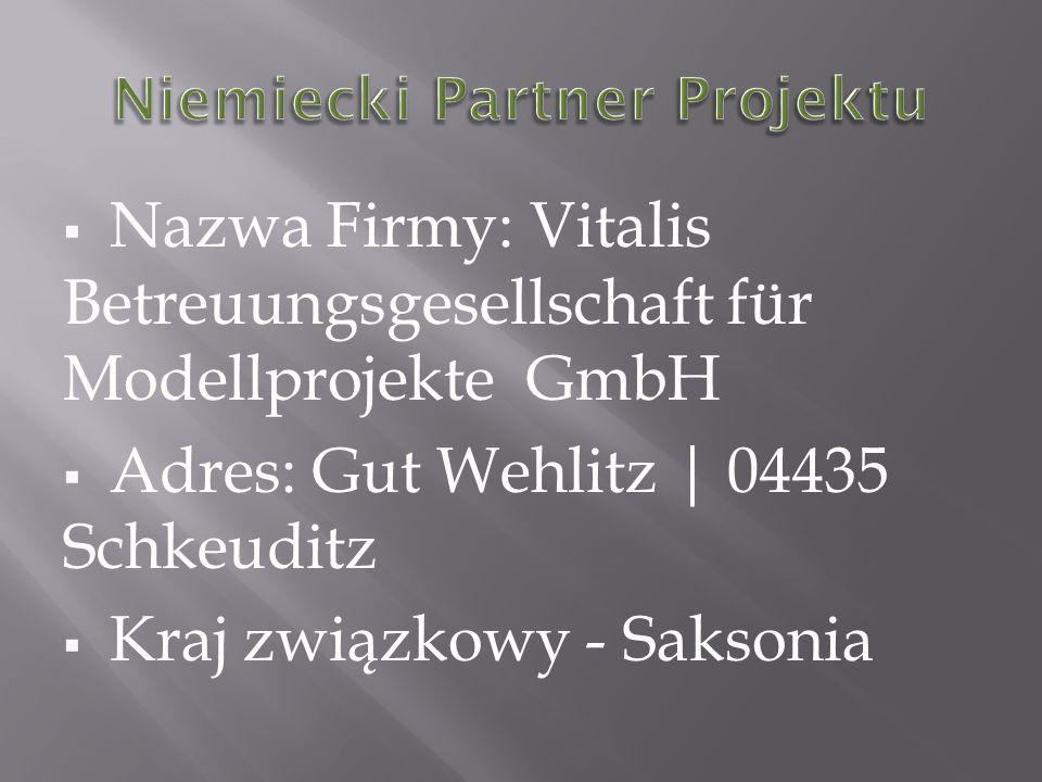 Niemiecki Partner Projektu