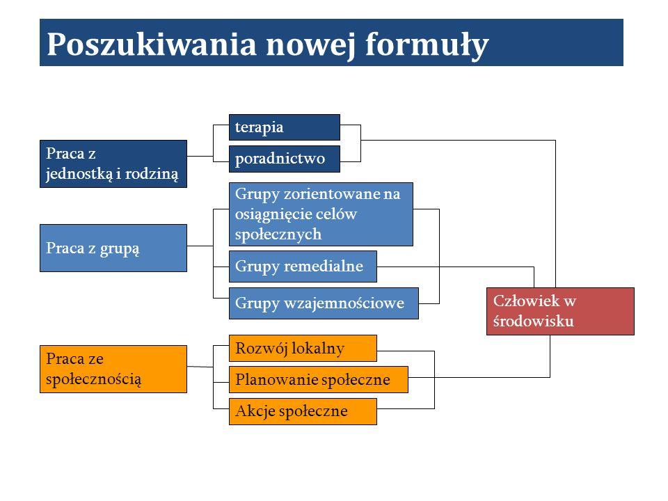 Poszukiwania nowej formuły