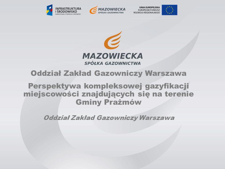 Oddział Zakład Gazowniczy Warszawa