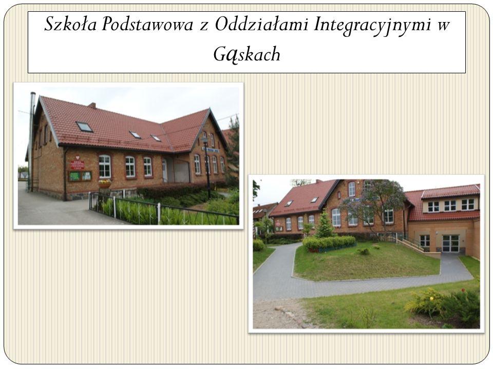 Szkoła Podstawowa z Oddziałami Integracyjnymi w Gąskach