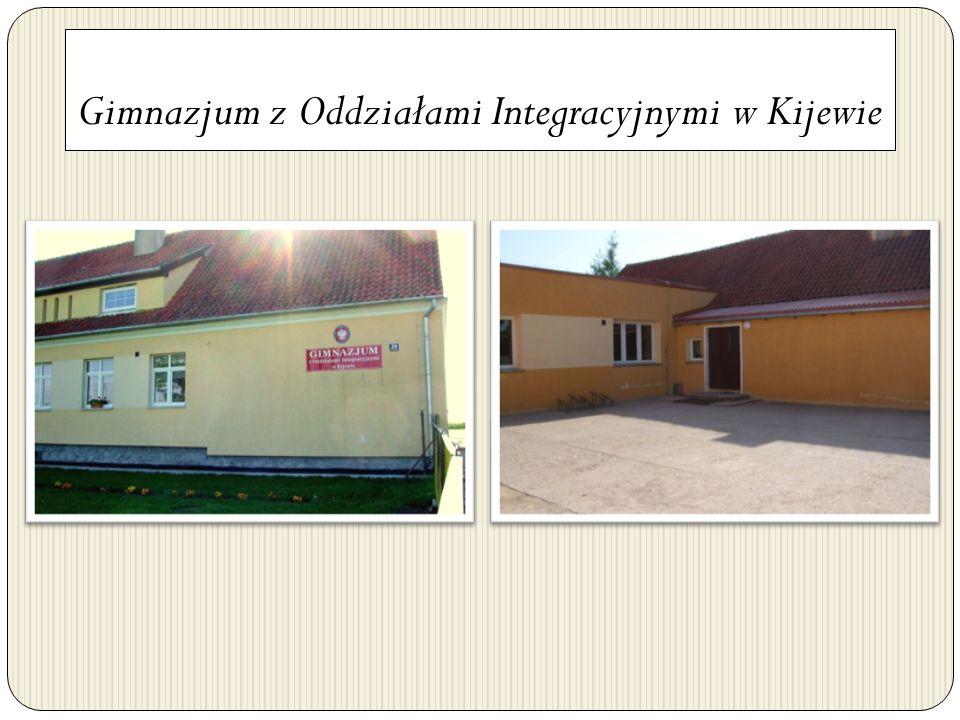 Gimnazjum z Oddziałami Integracyjnymi w Kijewie