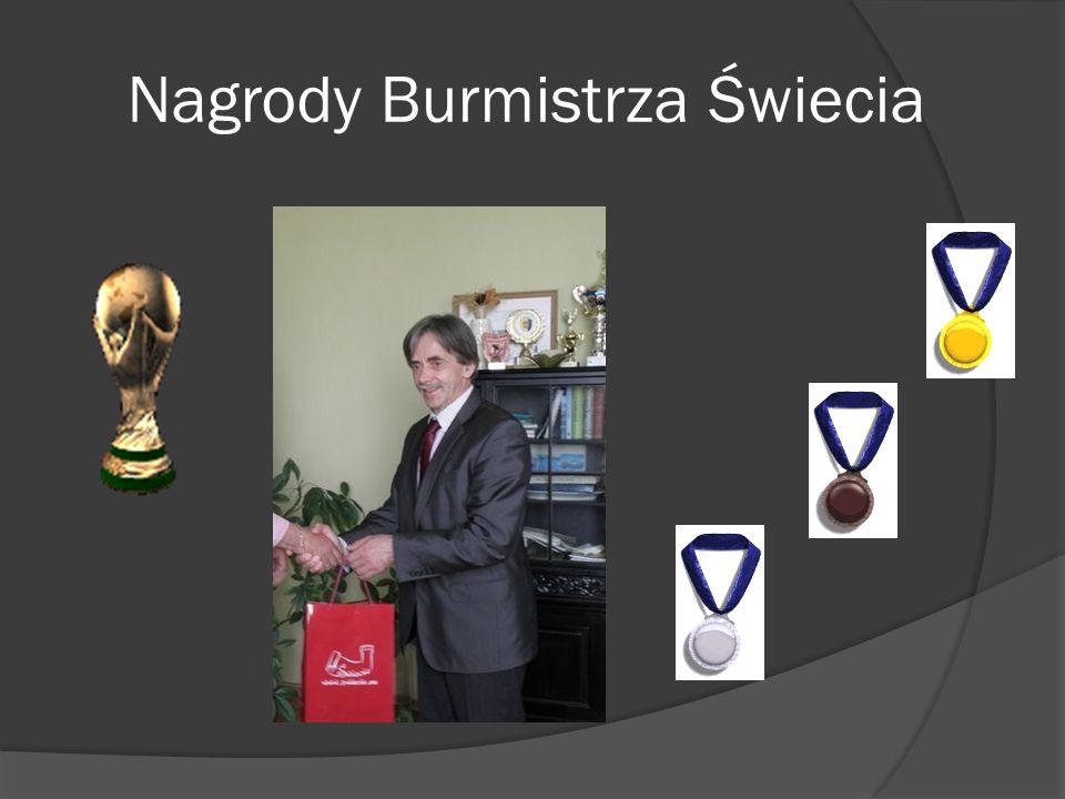 Nagrody Burmistrza Świecia