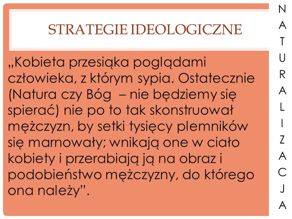 Strategie ideologiczne