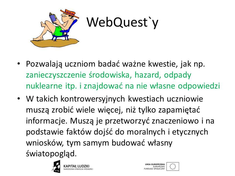 WebQuest`y
