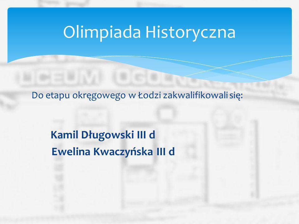 Olimpiada Historyczna