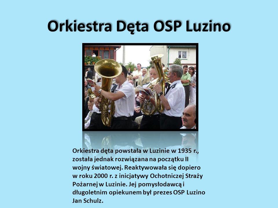Orkiestra Dęta OSP Luzino