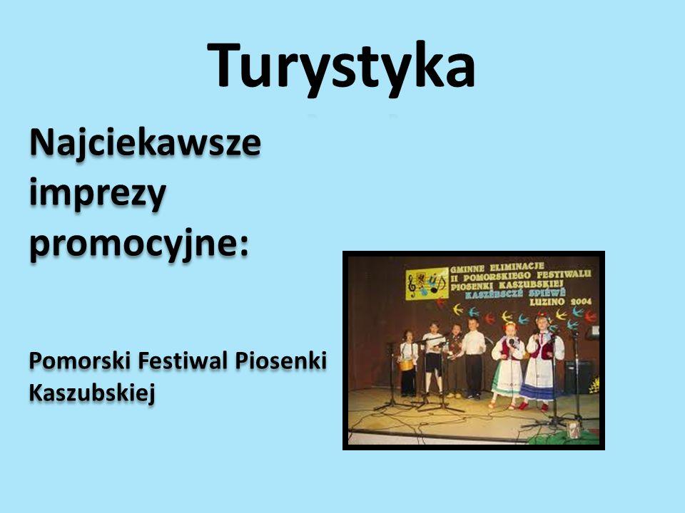 Turystyka Najciekawsze imprezy promocyjne: