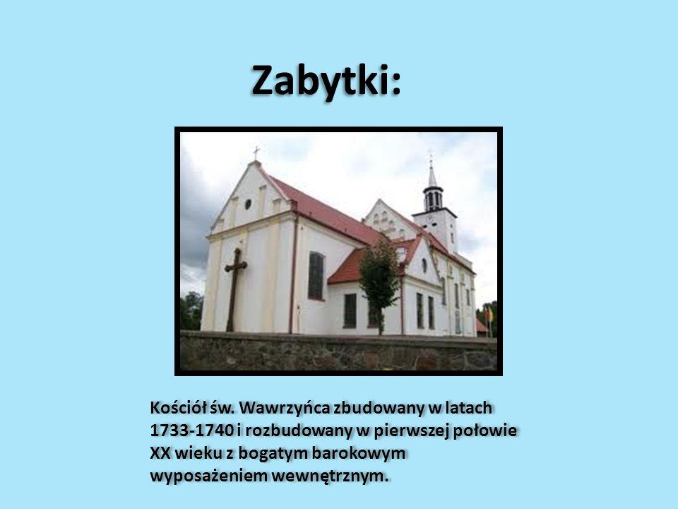 Zabytki: Kościół św.