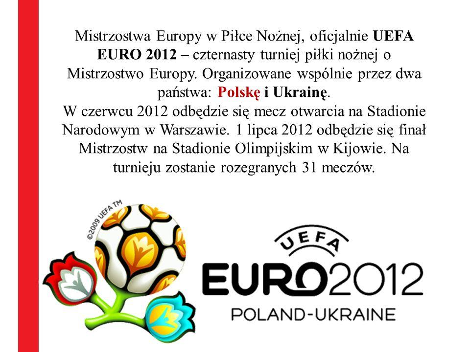 Mistrzostwa Europy w Piłce Nożnej, oficjalnie UEFA EURO 2012 – czternasty turniej piłki nożnej o Mistrzostwo Europy.