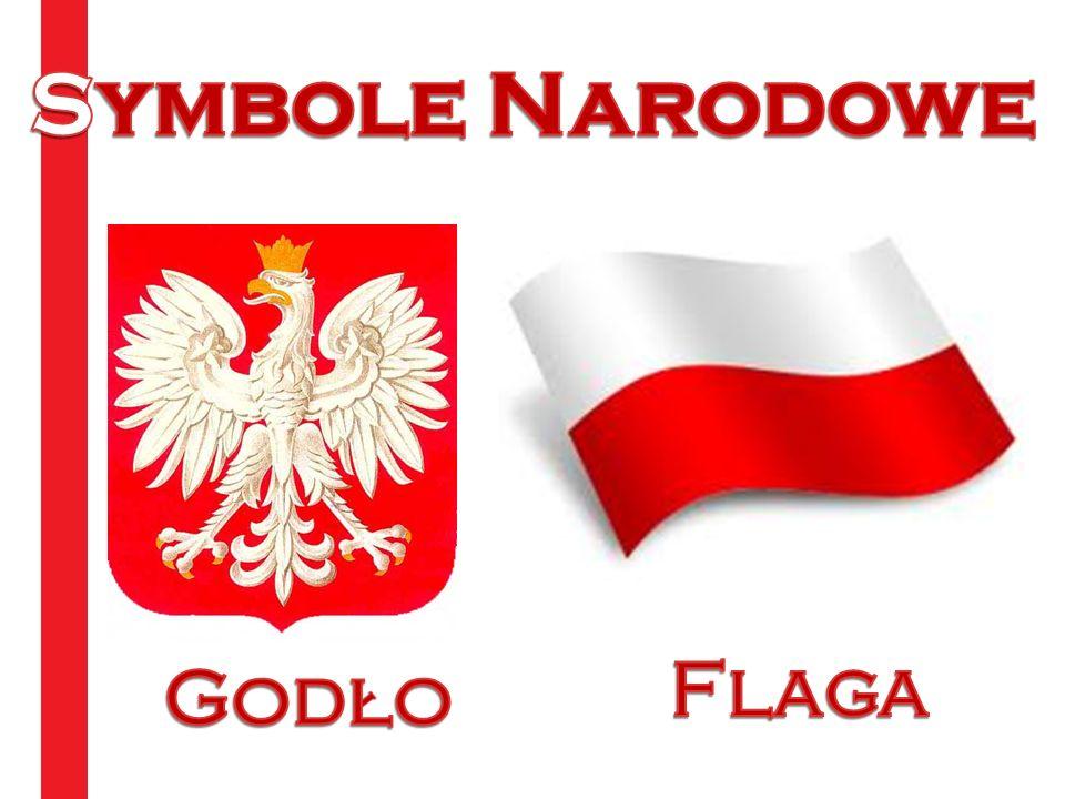 Symbole Narodowe Flaga Godlo