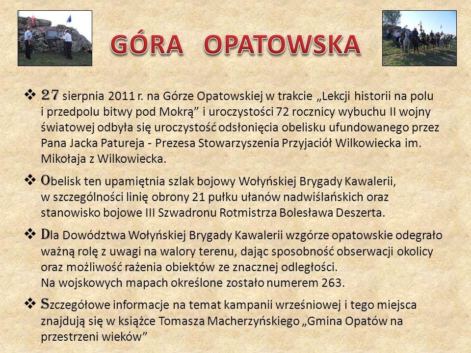 GÓRA OPATOWSKA