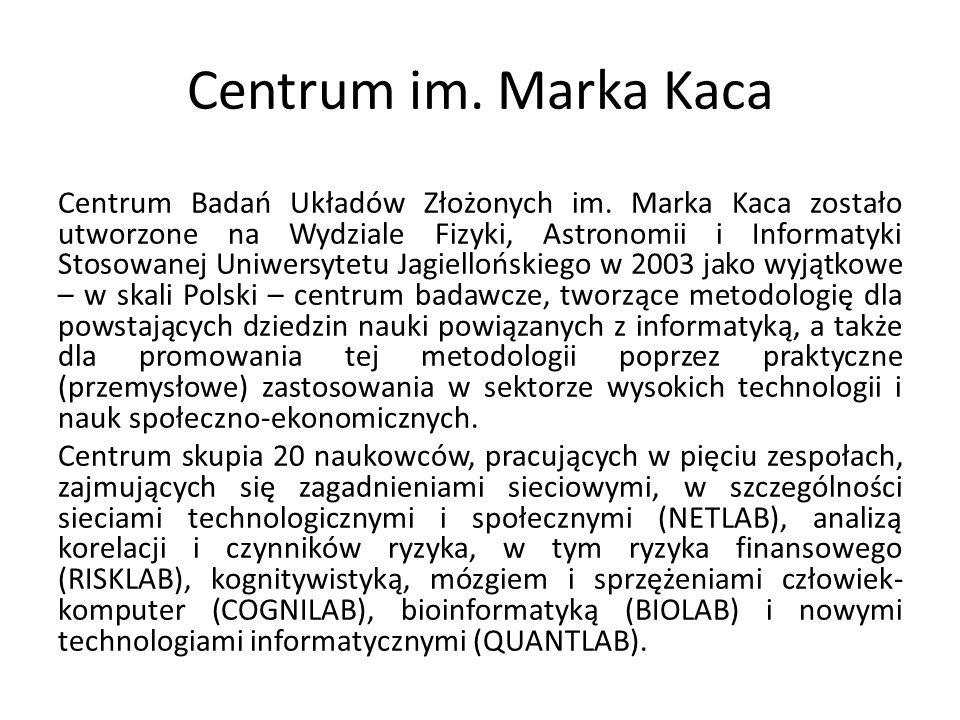 Centrum im. Marka Kaca