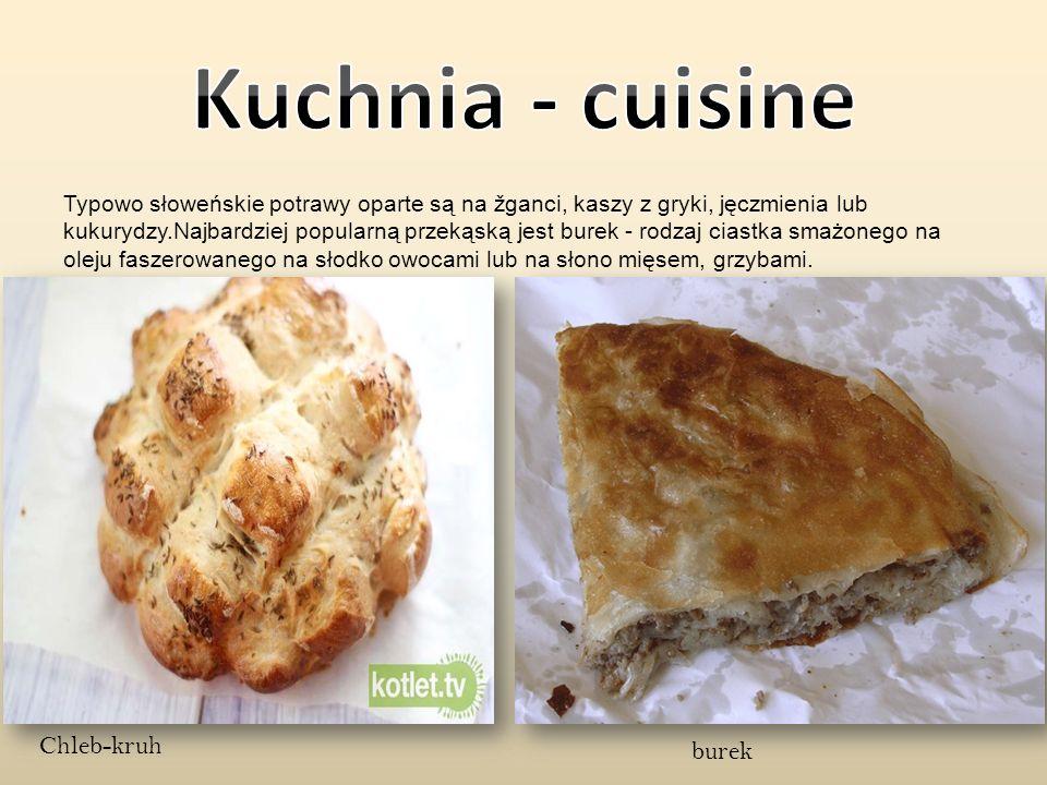 Kuchnia - cuisine Chleb-kruh burek
