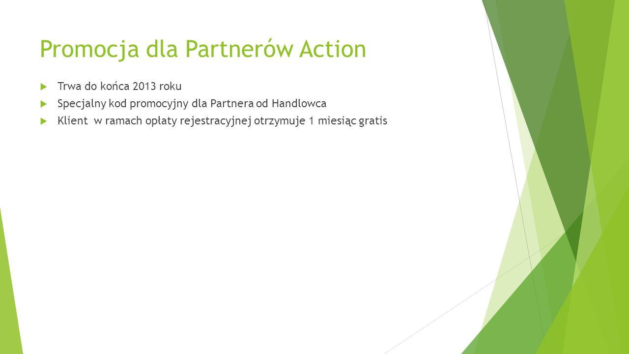 Promocja dla Partnerów Action