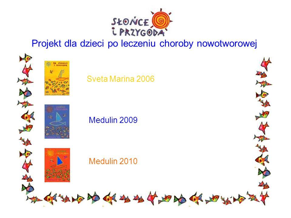 Projekt dla dzieci po leczeniu choroby nowotworowej