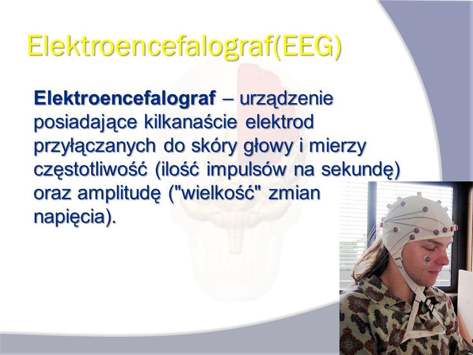 Elektroencefalograf(EEG)