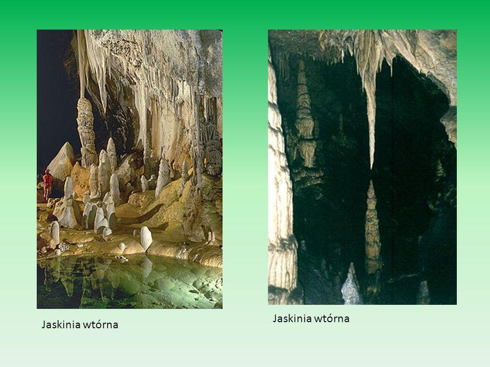 Jaskinia wtórna Jaskinia wtórna
