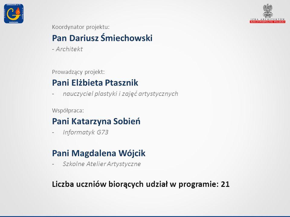 Pan Dariusz Śmiechowski