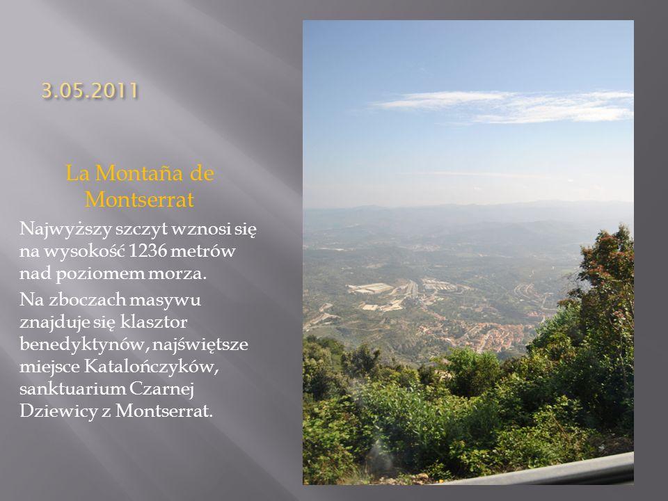 La Montaña de Montserrat
