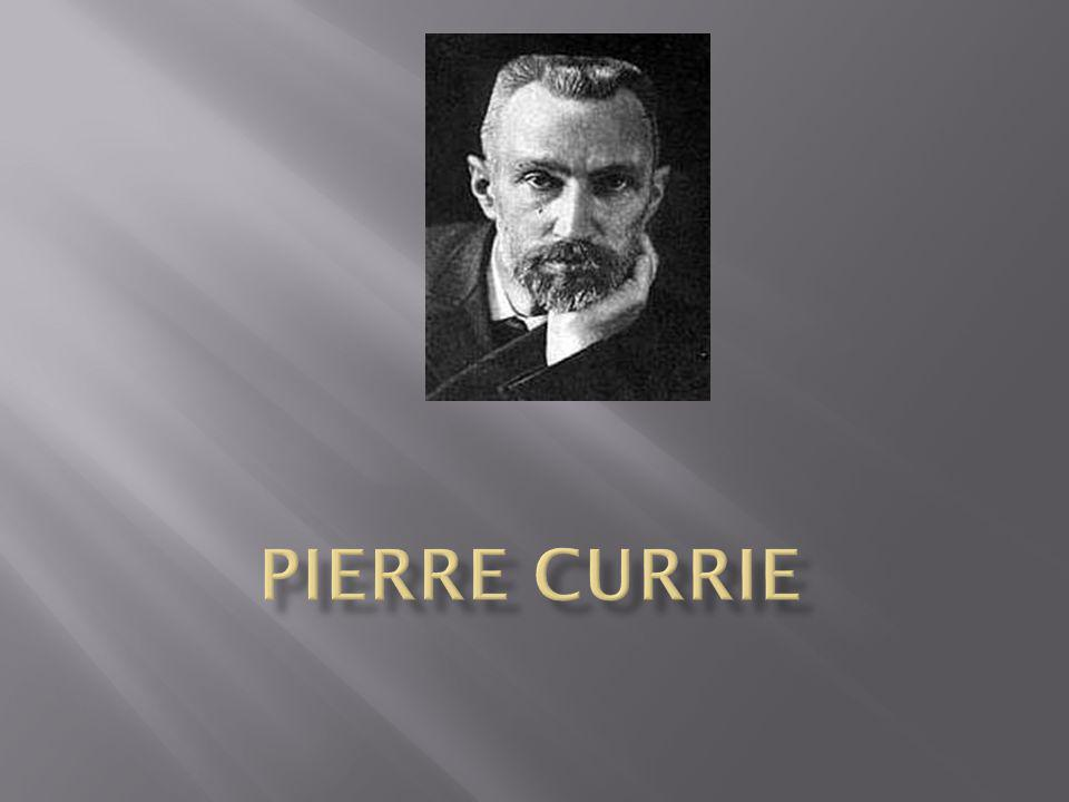 Pierre currie