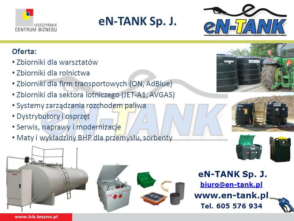biuro@en-tank.pl www.en-tank.pl