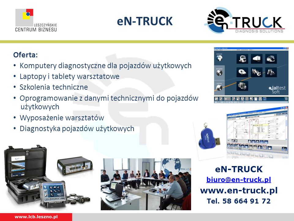 biuro@en-truck.pl www.en-truck.pl
