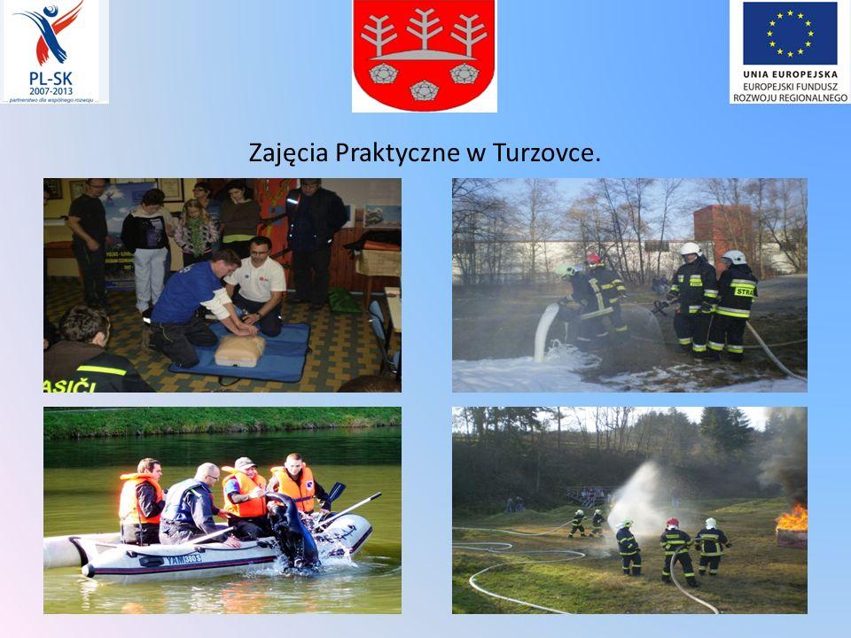Zajęcia Praktyczne w Turzovce.