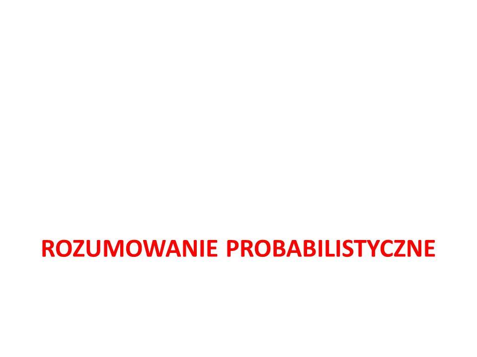 Rozumowanie probabilistyczne