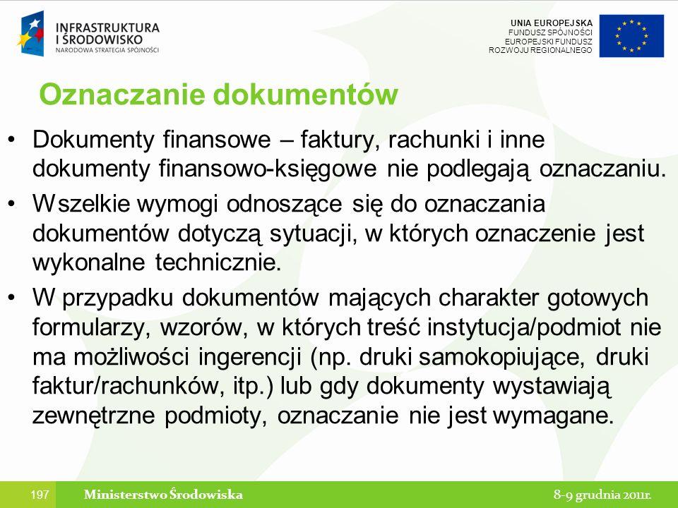 Oznaczanie dokumentów