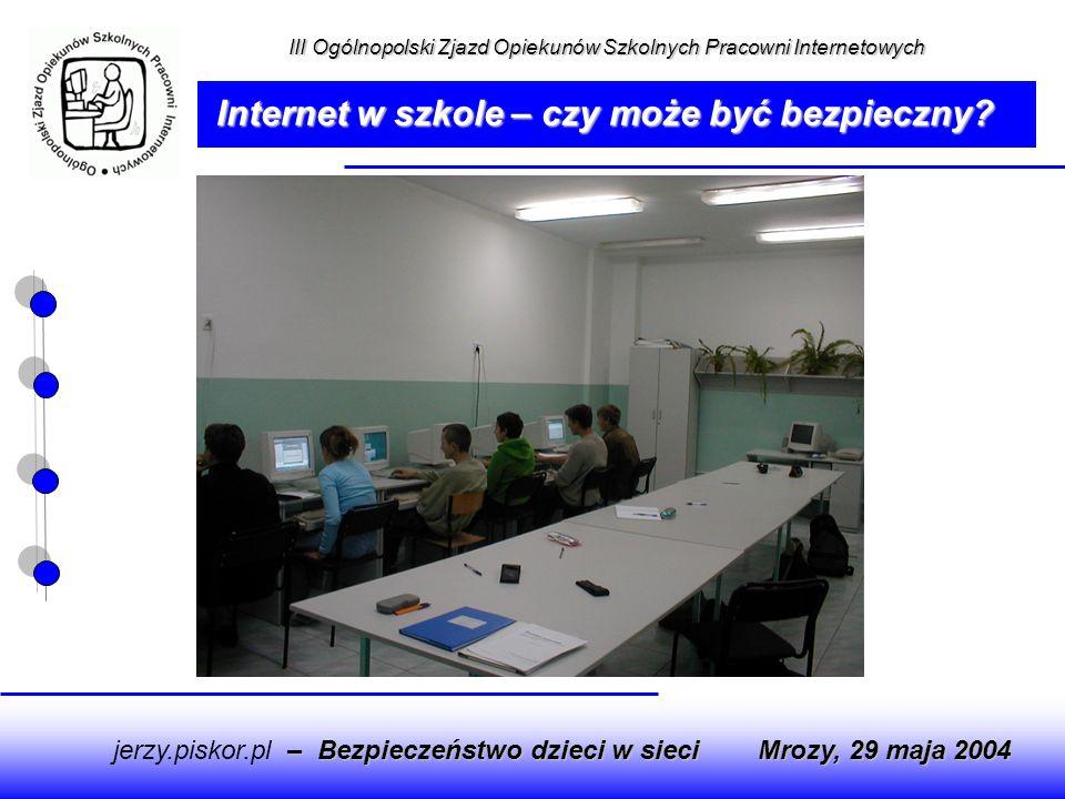 Internet w szkole – czy może być bezpieczny