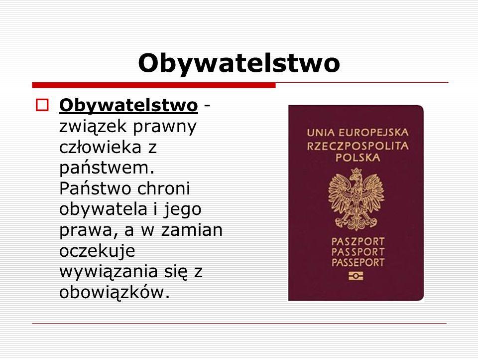 Obywatelstwo