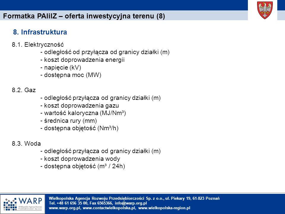 Formatka PAIiIZ – oferta inwestycyjna terenu (8)