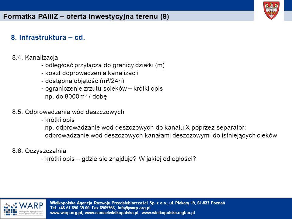 Formatka PAIiIZ – oferta inwestycyjna terenu (9)