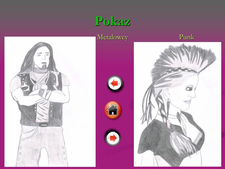 Pokaz Metalowcy Punk