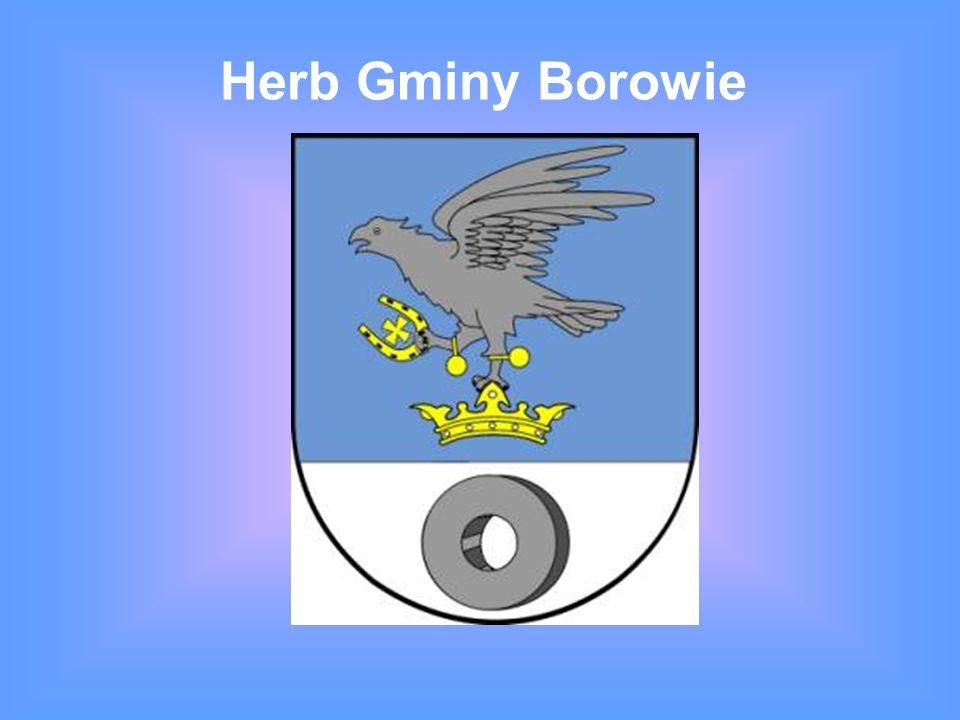 Herb Gminy Borowie