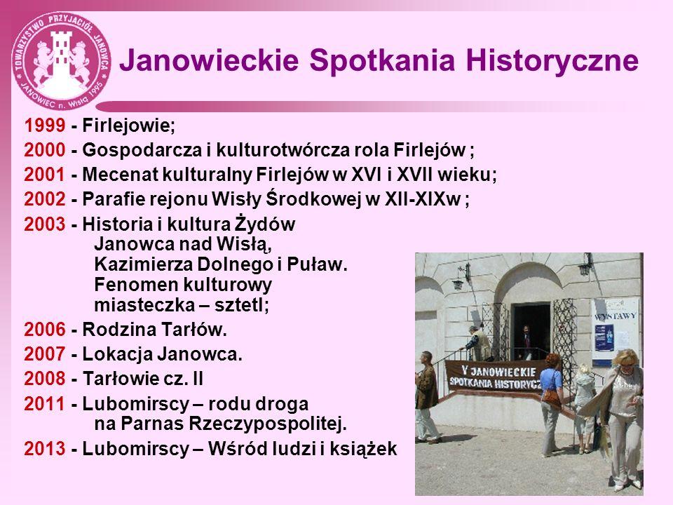 Janowieckie Spotkania Historyczne