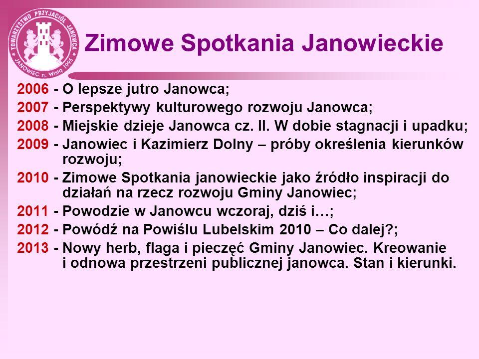Zimowe Spotkania Janowieckie