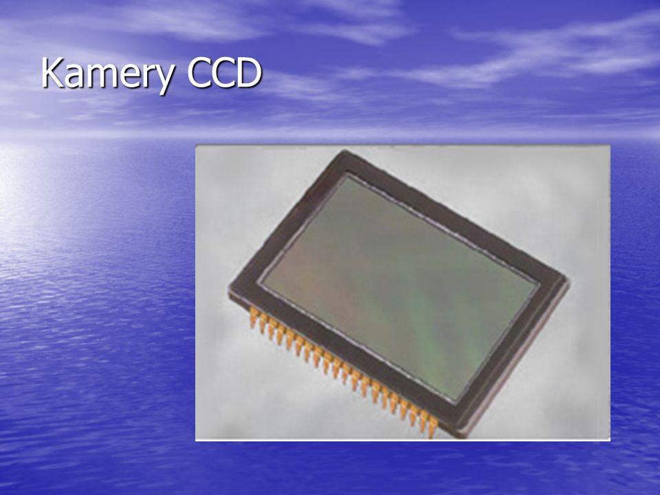 Kamery CCD