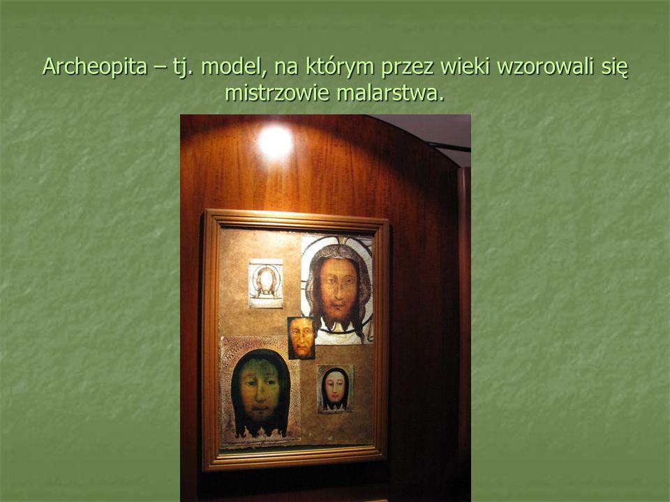 Archeopita – tj. model, na którym przez wieki wzorowali się mistrzowie malarstwa.