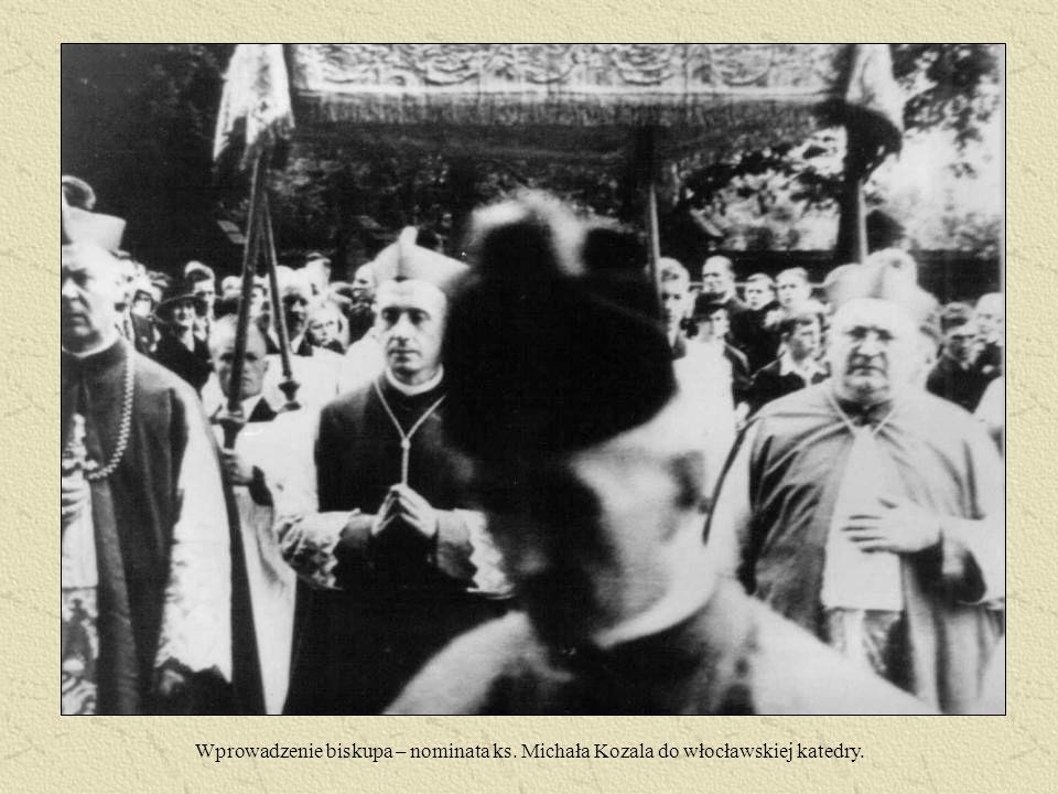 Wprowadzenie biskupa – nominata ks