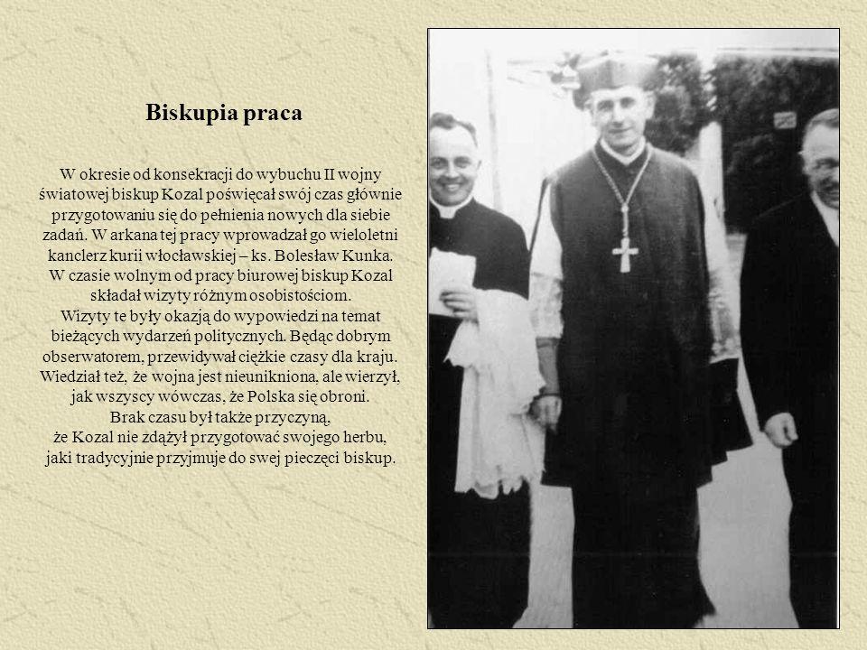 Biskupia praca