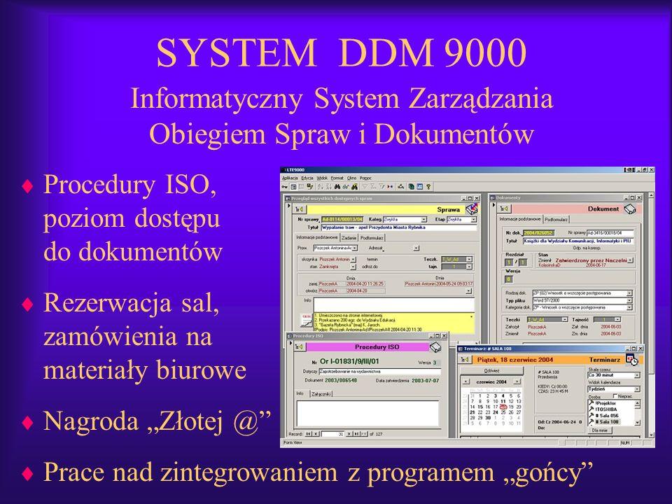 Informatyczny System Zarządzania Obiegiem Spraw i Dokumentów