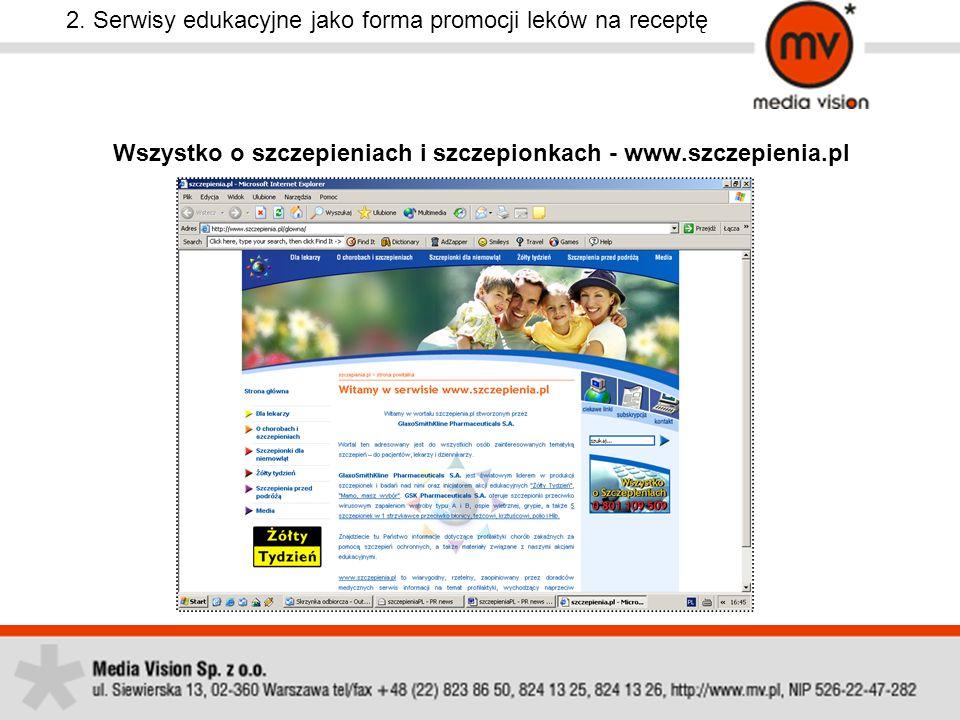Wszystko o szczepieniach i szczepionkach - www.szczepienia.pl