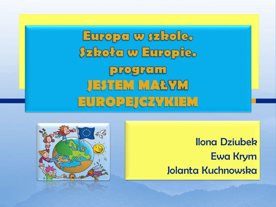 Ilona Dziubek Ewa Krym Jolanta Kuchnowska