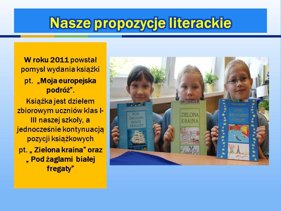 Nasze propozycje literackie