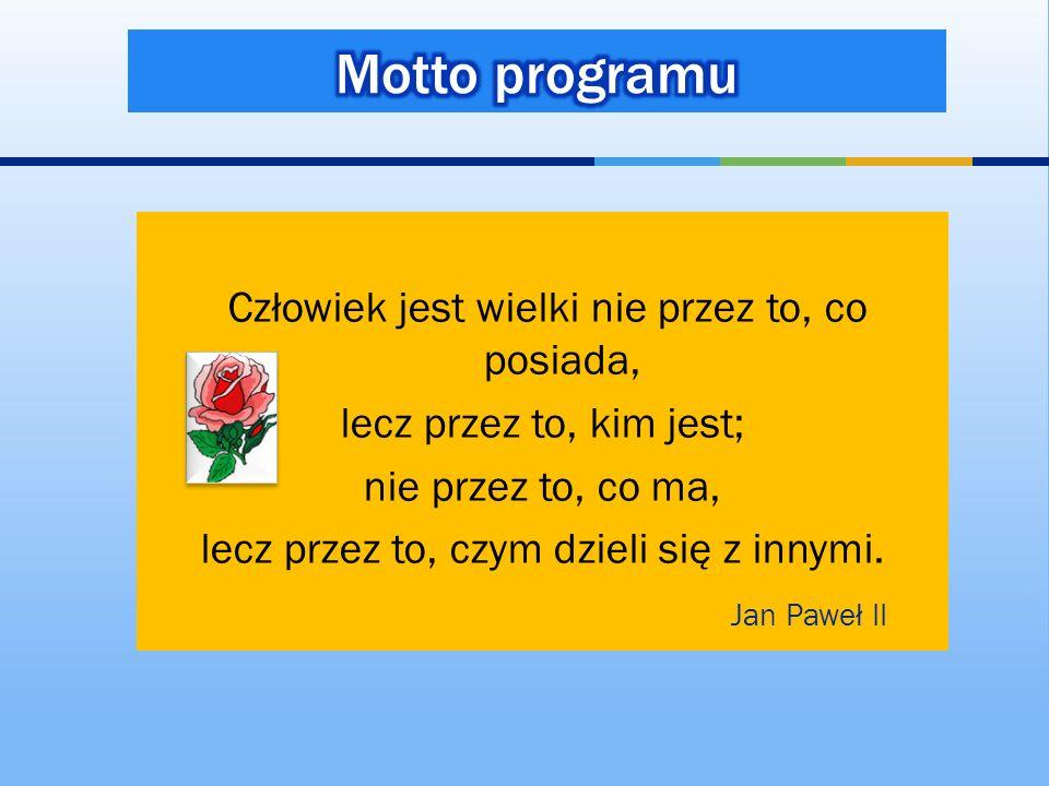 Motto programu