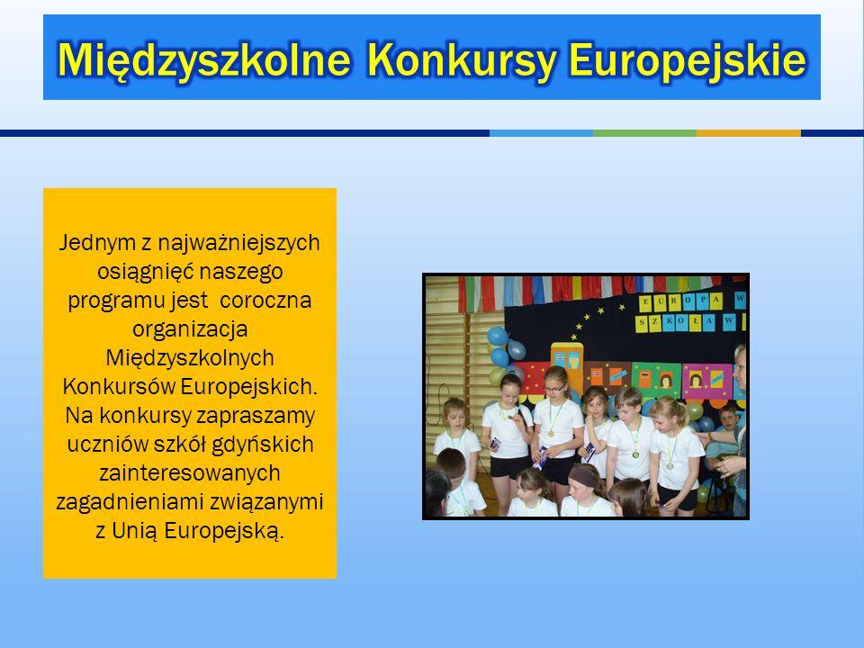 Międzyszkolne Konkursy Europejskie
