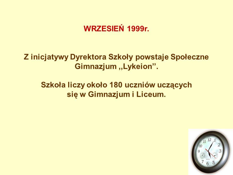 WRZESIEŃ 1999r.